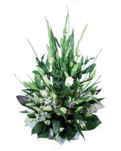 Large Sympathy Flower Arrangement